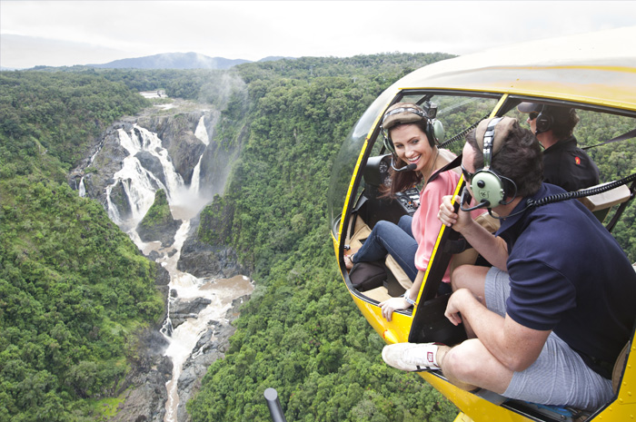 feature image for Cairns Scenic Flights